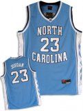 Michael Jordan, North Carolina [Azul]