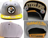 Gorra Pittsburgh Steelers [Gris]