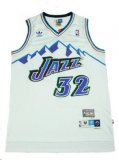 Karl Malone, Utah Jazz [Mountains]