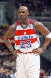 Michael Jordan, Washington Bullets
