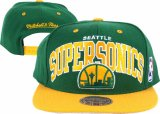 Gorra Seattle SuperSonics