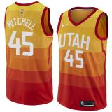 Donovan Mitchell, Utah Jazz - City Edition