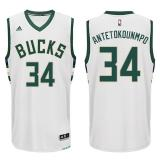 Giannis Antetokounmpo, Milwaukee Bucks [Blanca]
