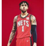 D'Angelo Russell, Brooklyn Nets - Retro