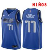 Luka Doncic, Dallas Mavericks (Icon) -NIÑOS