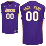 Los Angeles Lakers [Purple] - PERSONALIZABLE