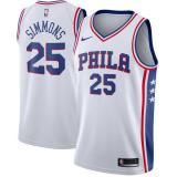 Ben Simmons, Philadelphia 76ers - Association