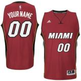 Miami Heat [Alternate] - PERSONALIZABLE