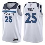 Derrick Rose, Minnesota Timberwolves - Association
