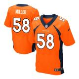 Von Miller, Denver Broncos - Orange