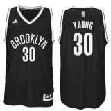 Thaddeus Young, Brooklyn Nets - Black