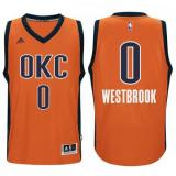 Russell Westbrook Oklahoma City Thunder [Alternate-Sunset]