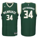 Giannis Antetokounmpo, Milwaukee Bucks [Verde]