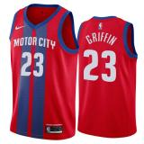 Blake Griffin, Detroit Pistons 2019/20 - City Edition