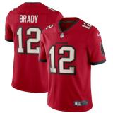 Tom Brady, Tampa Bay Buccaneers - Red