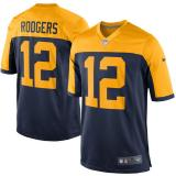 Aaron Rodgers, Green Bay Packers - Amarilla
