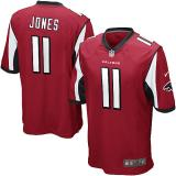Julio Jones, Atlanta Falcons - Red