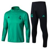 Chándal Real Madrid 2017/18 - Verde Cuello