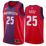 Derrick Rose, Detroit Pistons 2019/20 - City Edition