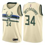 Giannis Antetokounmpo, Milwaukee Bucks - City Edition