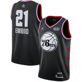 Joel Embiid - 2019 All-Star Black