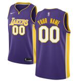 Los Angeles Lakers - Statement - PERSONALIZABLE
