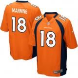 Peyton Manning, Denver Broncos (Orange)