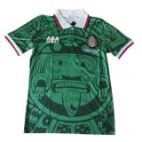 Camiseta Mexico Retro Mundial 1998