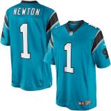 Newton, Carolina Panthers - Blue