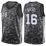 Pau Gasol, San Antonio Spurs - City Edition