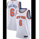 Kristaps Porzingis, New York Knicks - Association