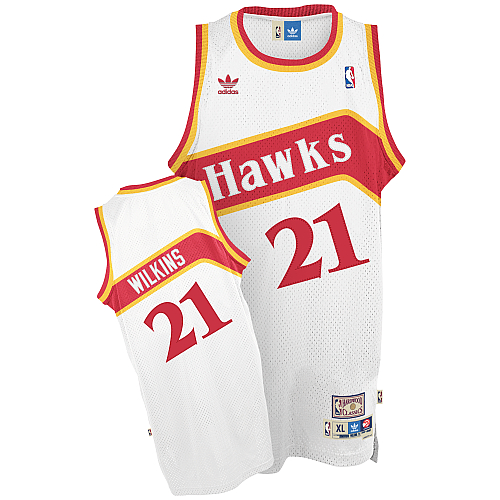 Dominique Wilkins, Atlanta Hawks [Home]