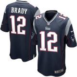 Tom Brady, New England Patriots - Blue