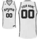 San Antonio Spurs - White PERSONALIZABLE