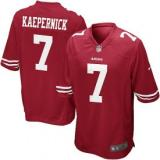 Colin Kaepernick, San Francisco 49ers - Red