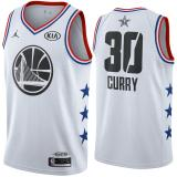 Stephen Curry - 2019 All-Star White