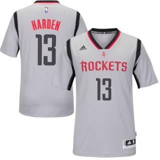 James Harden, Houston Rockets [Alternate Gray]