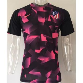 click on image to enlarge Camiseta Entrenamiento Atlético de Madrid 2017 18 cd5b0d764b39f