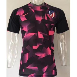 click on image to enlarge Camiseta Entrenamiento Atlético de Madrid 2017 18 cd5b0d764b39f