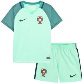 click on image to enlarge Kid Portugal niño 2ª equipacion Euro 2016 bc11c1759cbbd