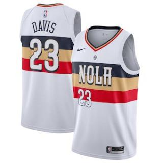 Anthony Davis, New Orleans Pelicans 2018/19 - Earned Edition