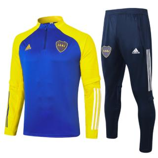 Chandal Boca Juniors 2020/21 - Amarillo/Azul