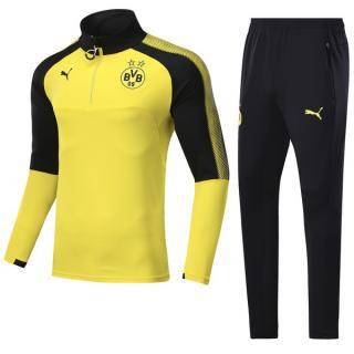 ab990ec7d8d74 click on image to enlarge Chándal Borussia Dortmund 2017 18-Amarillo