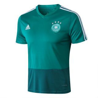 abe175915d5e4 click on image to enlarge Camiseta Entrenamiento Alemania 2018 - Verde