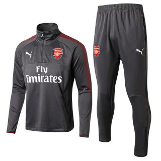 Chandal Arsenal 2017/18-Gris