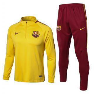 383460e92e01a Chándal FC Barcelona 2017 18-Amarillo  reydecamisetas-5480  - €42.90 ...