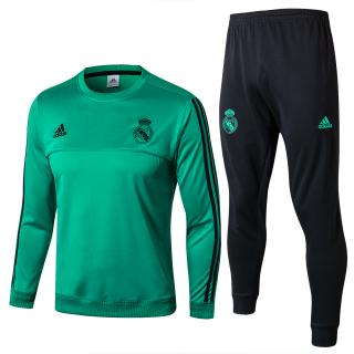 Chándal Real Madrid 2017/18 - Verde