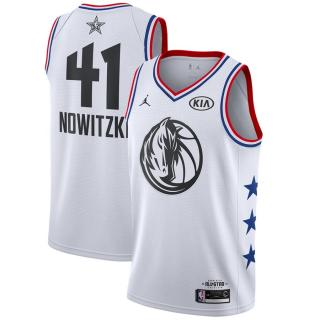 Dirk Nowitzki - 2019 All-Star White