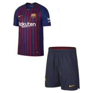 click on image to enlarge FC Barcelona 1ª Equipacion NIÑOS 18 19 7e99ceb9480