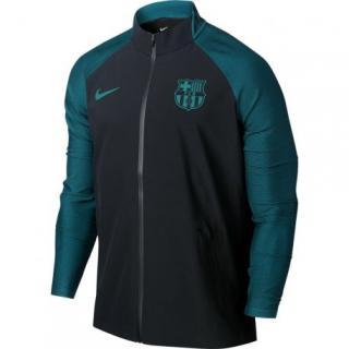 eec5b24c78c93 Chaqueta FC Barcelona 2016 2017  reydecamisetas-4619  - €30.50 ...